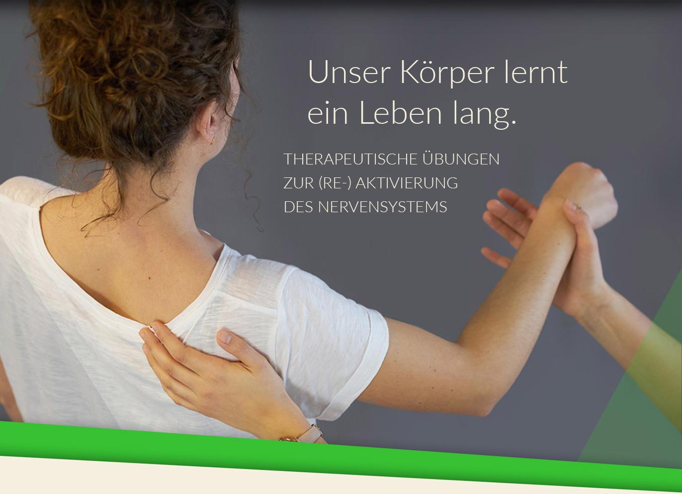 Physiotherapie nach Bobath in Dortmund Hombruch und Barop