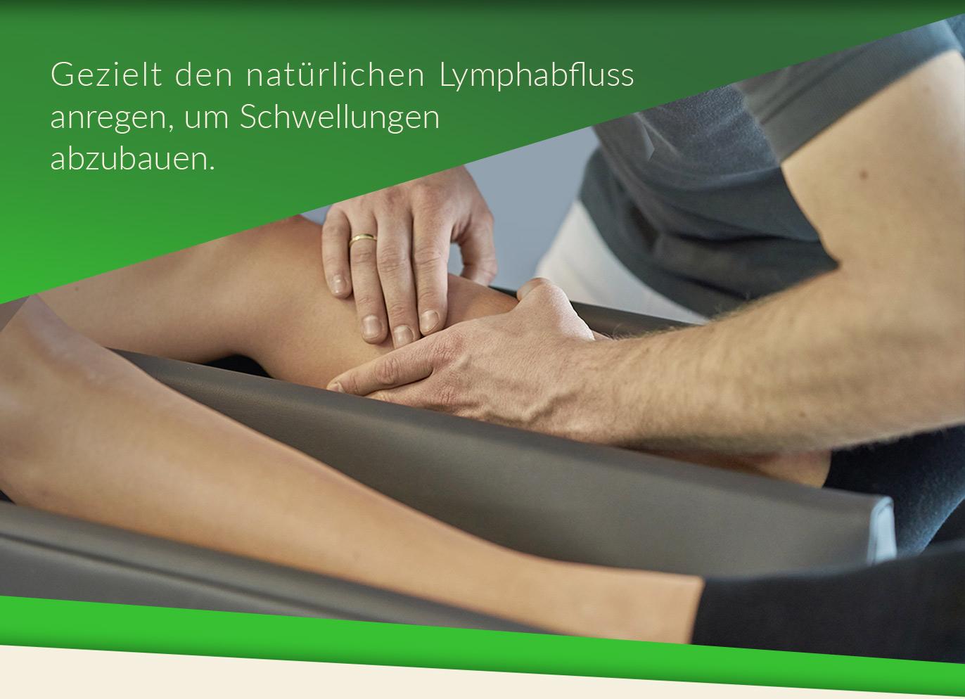 Manuelle Lymphdrainage in Dortmund in Hombruch und Barop