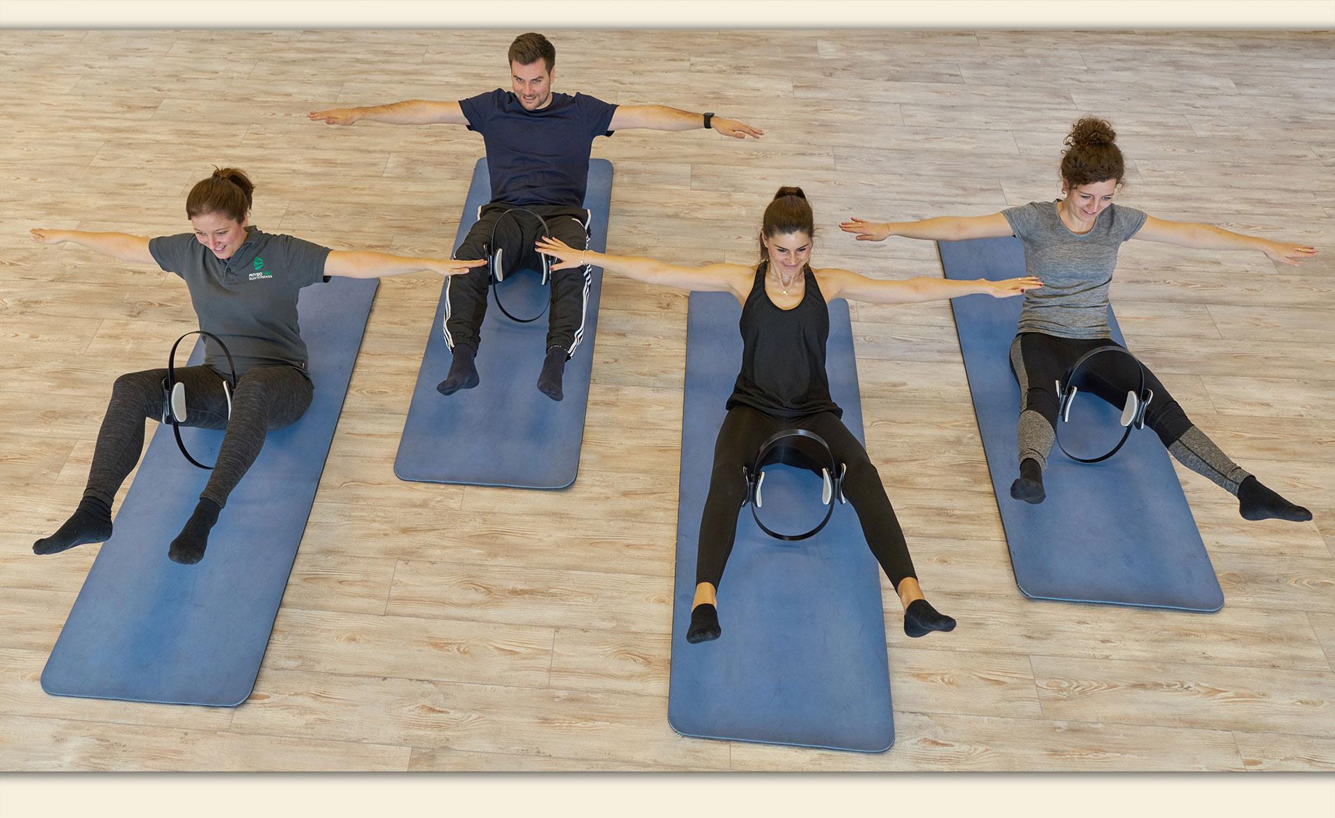 Pilates in Dortmund in Hombruch und Barop